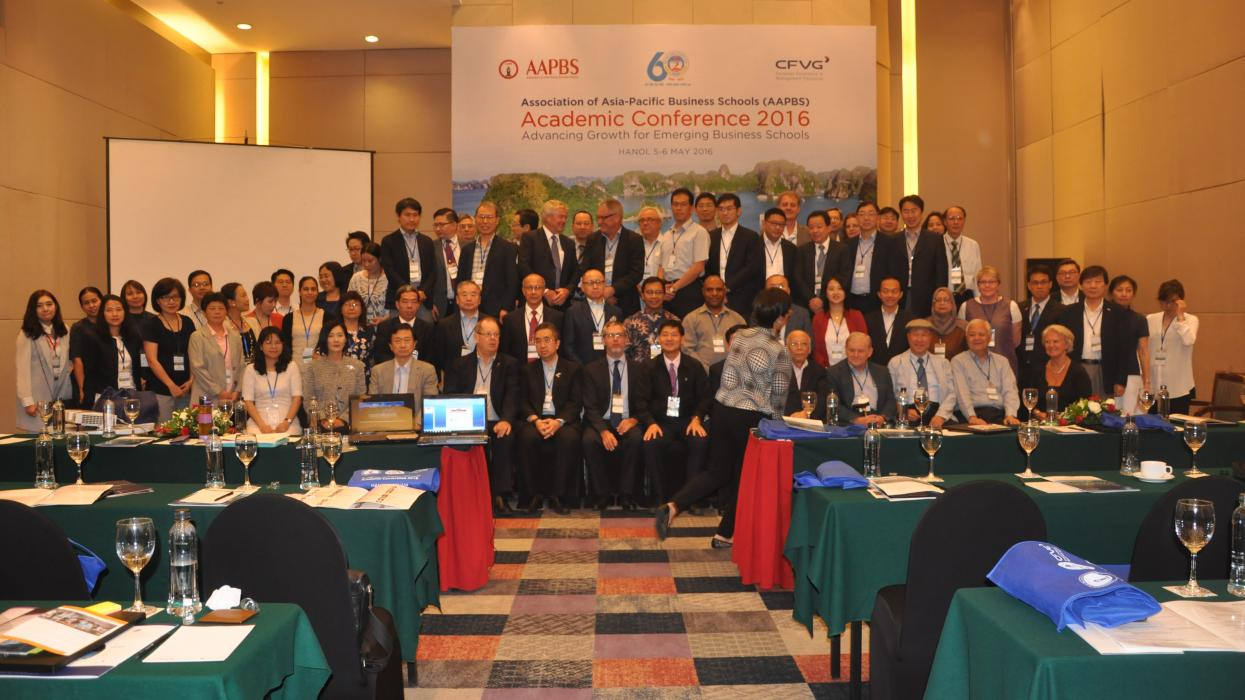 Cfvg Holds 2016 Aapbs Academic Conference In Hanoi News